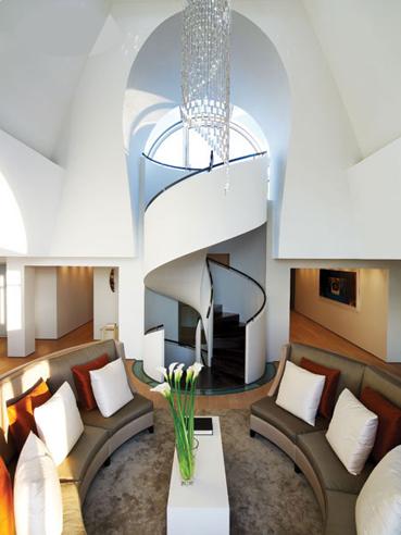 Andrée Putman Arquitetura de Interiores