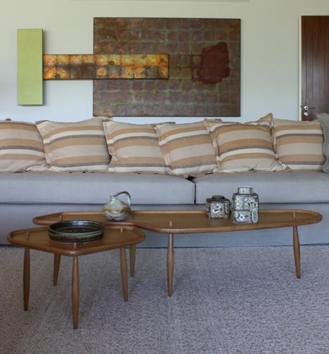 Casa TM living com ceramicas Legado Arte