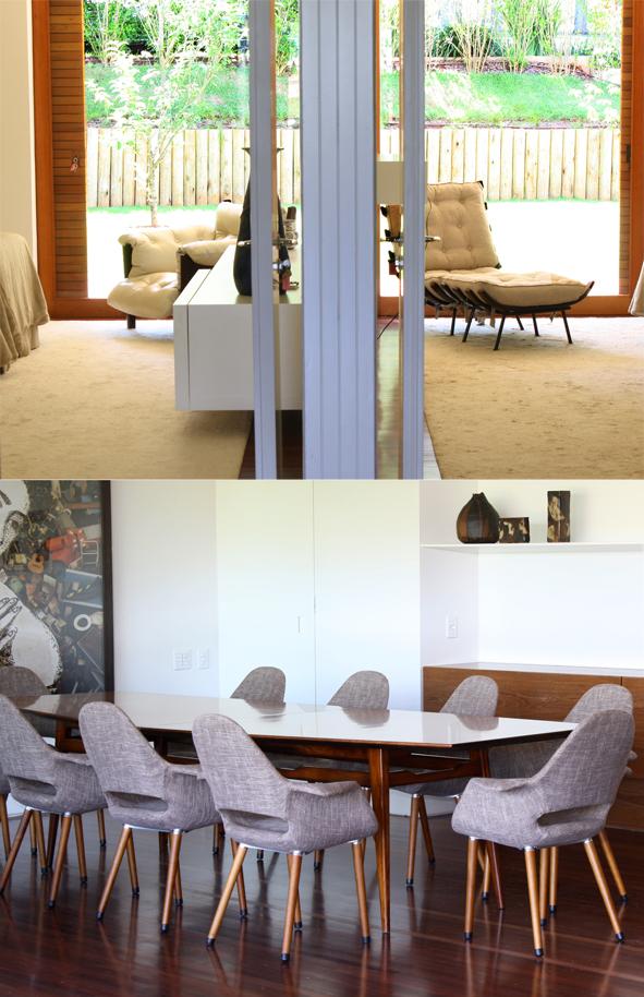 casa TM quartos de visita e sala de jantar Legado Arte