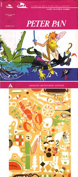 Peter Pan Ed. AME, 1974 e Il Carnacina, Ed. Garzanti, 1961