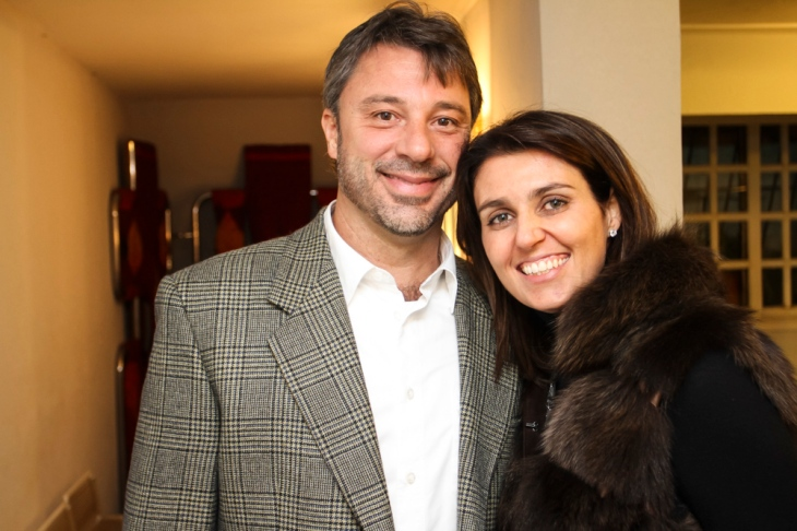 Antonio Formiga e Ilaria Africano