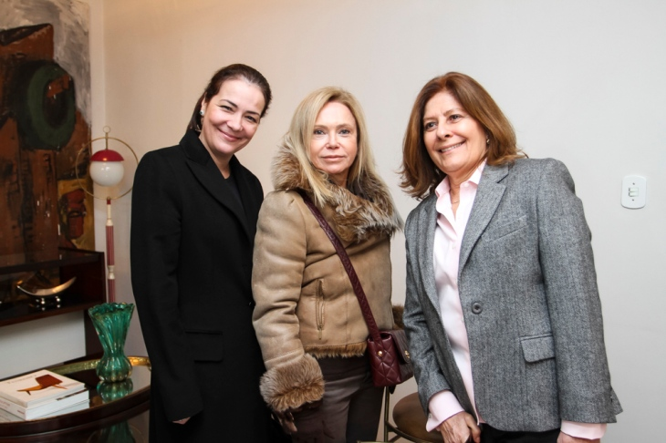 Nina Guindo - Cleusa Garfinkel - Teresa Igel