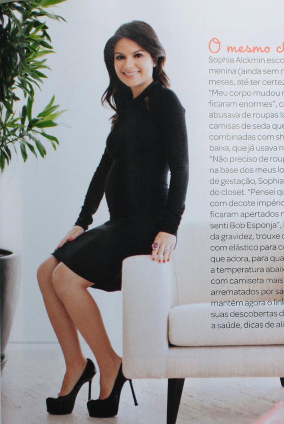 Sophia Alckmin na Vogue Kids Marco 2014